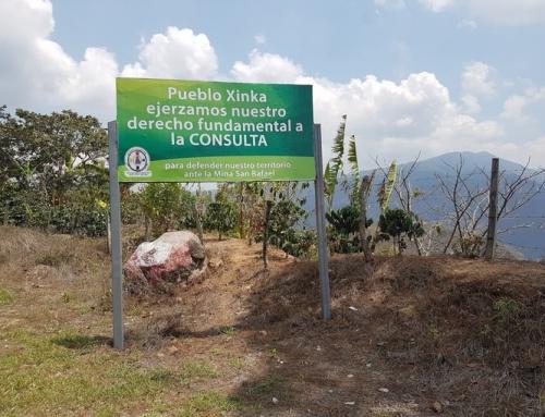 44 Organizaciones Firman Carta Abierta en Solidaridad con el Pueblo Xinka