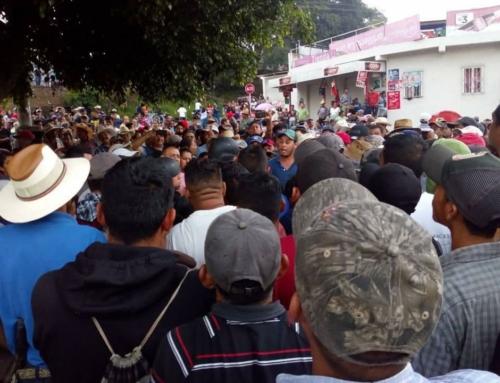 Ante preconsulta comunitaria por mina el Escobal, se intensifican amenazas